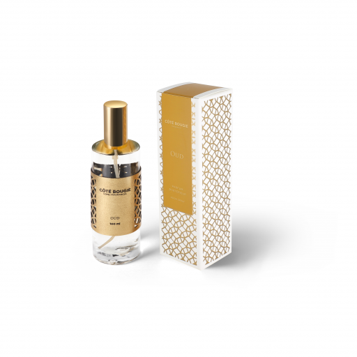 room spray fragrance with Oud scent from the home fragrances collection