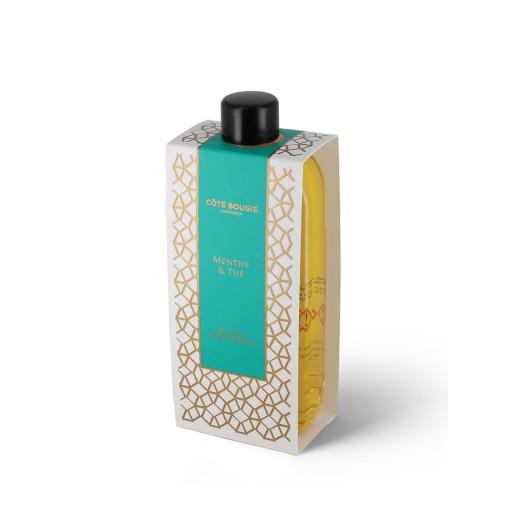 recharge diffuseur parfum avec senteur Menthe & thé