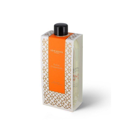 reed diffuser refill with Orange Blossom scent