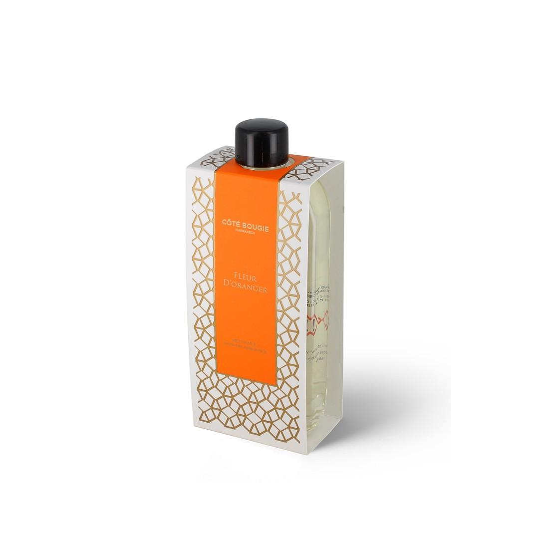 Recharge de parfum pour Capilla et Spray d'ambiance Fleur d'oranger