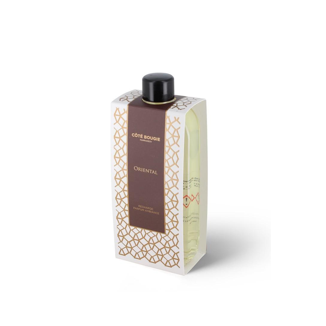recharge diffuseur parfum avec senteur Oriental