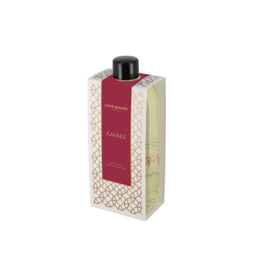 recharge diffuseur parfum avec senteur Ambre