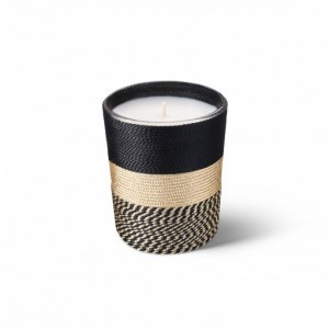 Nelia scented candle natural from the Sabra collection Small size