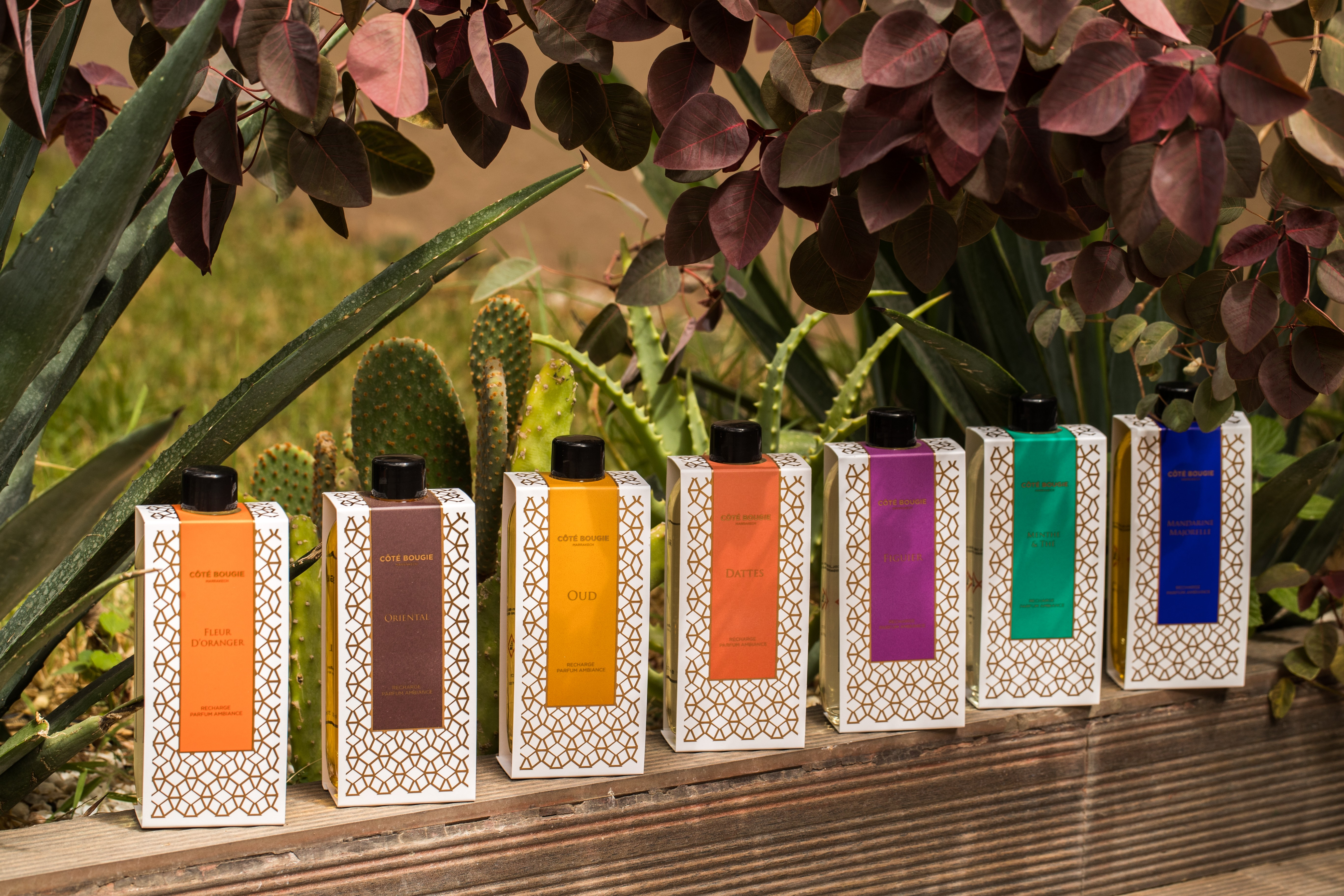 Recharges Parfum Ambiance